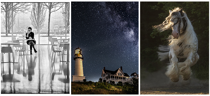 Three Images Earn A Perfect Score in Our September Competition!
